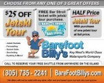 Barefoot Billy's Key West