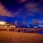Benny's On the Beach Lake Worth Pier Florida